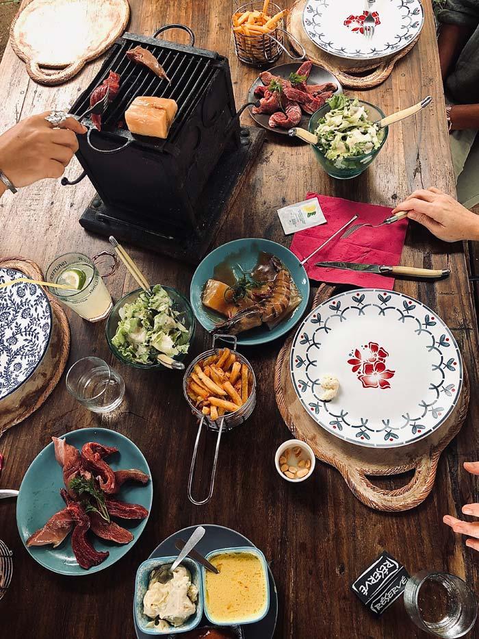 Brasero Restaurant La Bohème